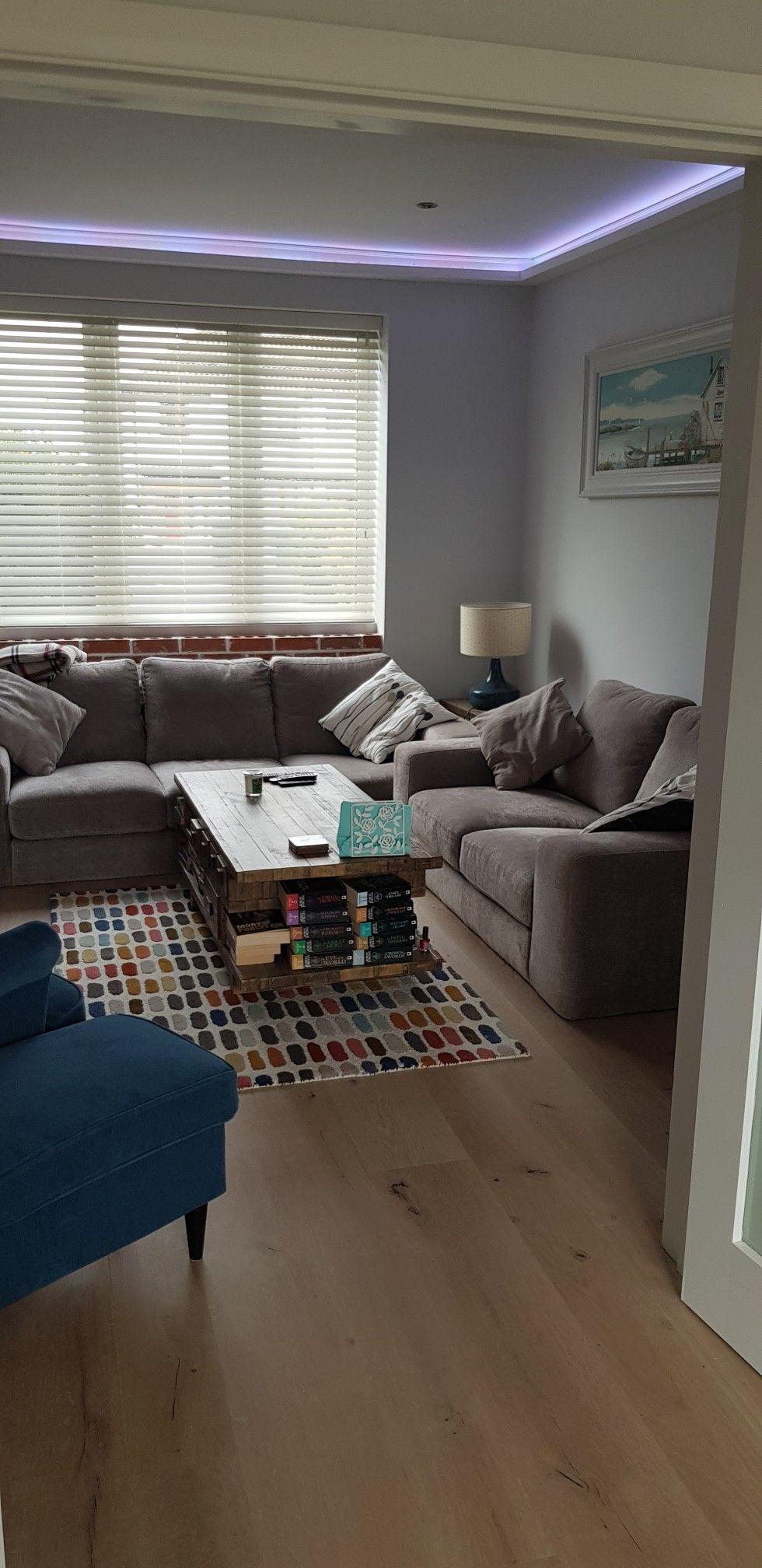 Bespoke Sitting Room Finished In Walkinstown Dublin Room