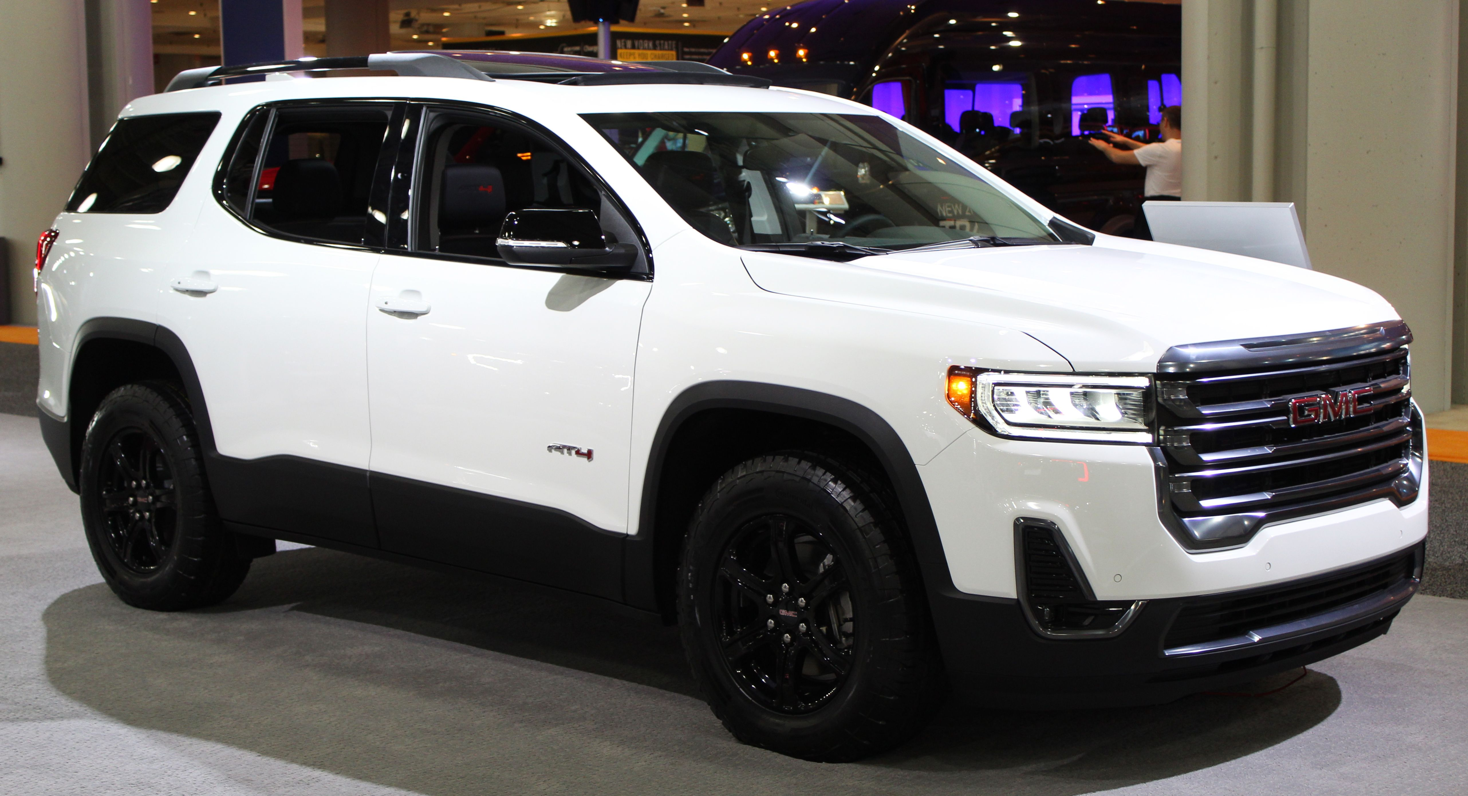 2020 Gmc Acadia Price Release Date Redesign Specs Gmc Suv