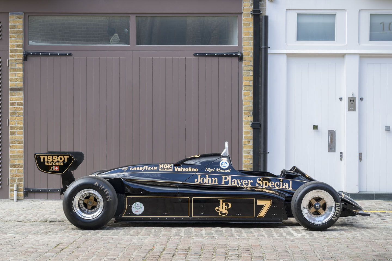 1982 Lotus 91 Cars for sale FISKENS Formula um, Auto