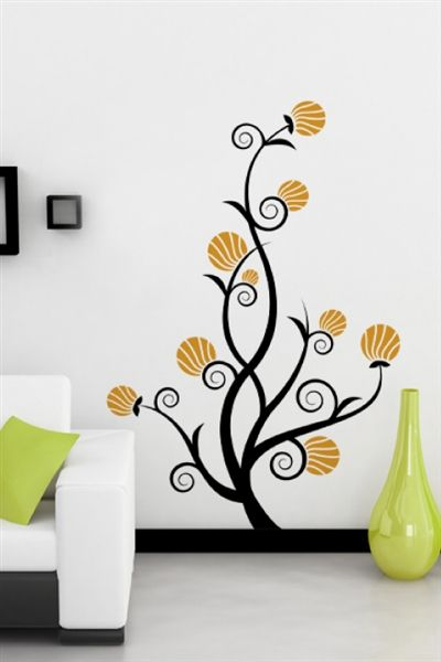 61 Popular Wall Decals Inspired By Mother Nature Simple Wall