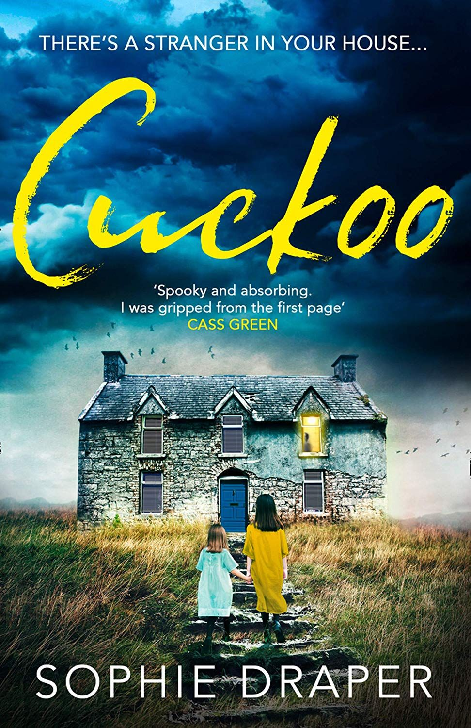 Amazon Libros Para Kindle Cuckoo A Haunting Psychological Thriller You Need To Read This