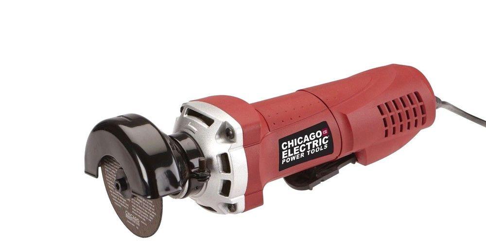 "3/"" High Speed Pneumatic Air Cut Off Tool Metal Cutting Body Shop Cutoff NEW"