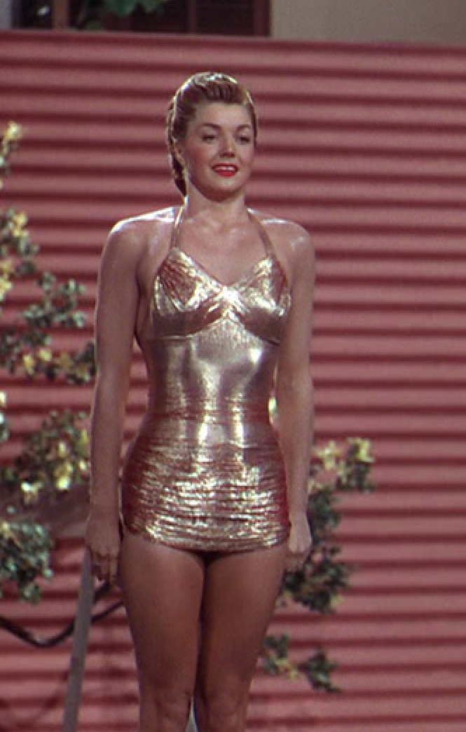 29a95973b8e1 Esther Williams swimsuit from