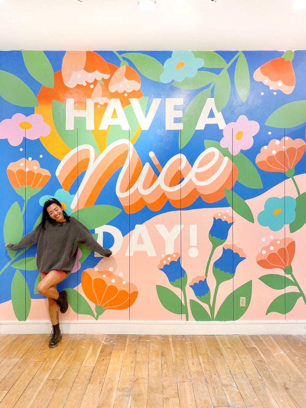murals/installs — steffi lynn