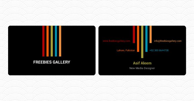 Double sided business card template free business cards double sided business card template pronofoot35fo Image collections