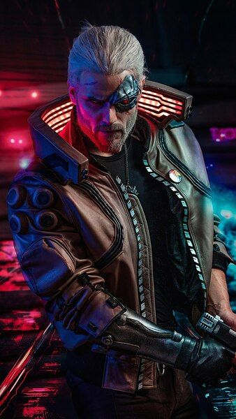 Cyberpunk 2077 Geralt 4k Hd Mobile Smartphone And Pc Desktop Laptop Wallpaper 3840x2160 1920x1080 2160x3840 Cyberpunk Aesthetic Cyberpunk Cyberpunk 2077