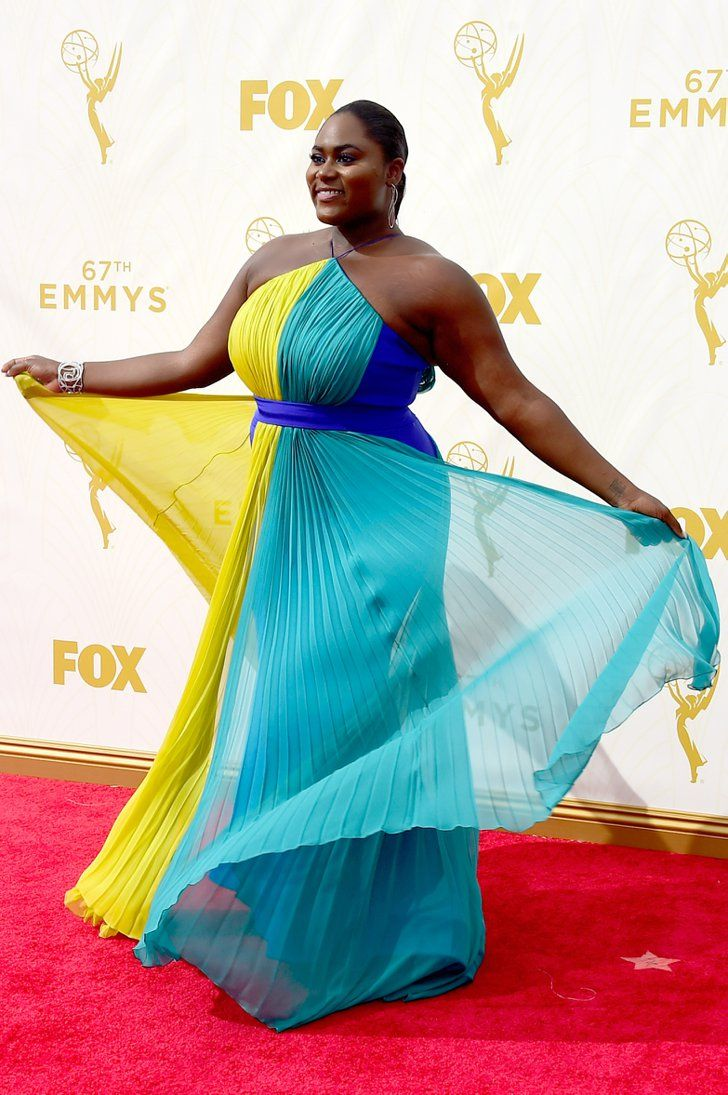 The OITNB Stars Didn\'t Wear a Drop of Orange on the Emmys Red Carpet ...
