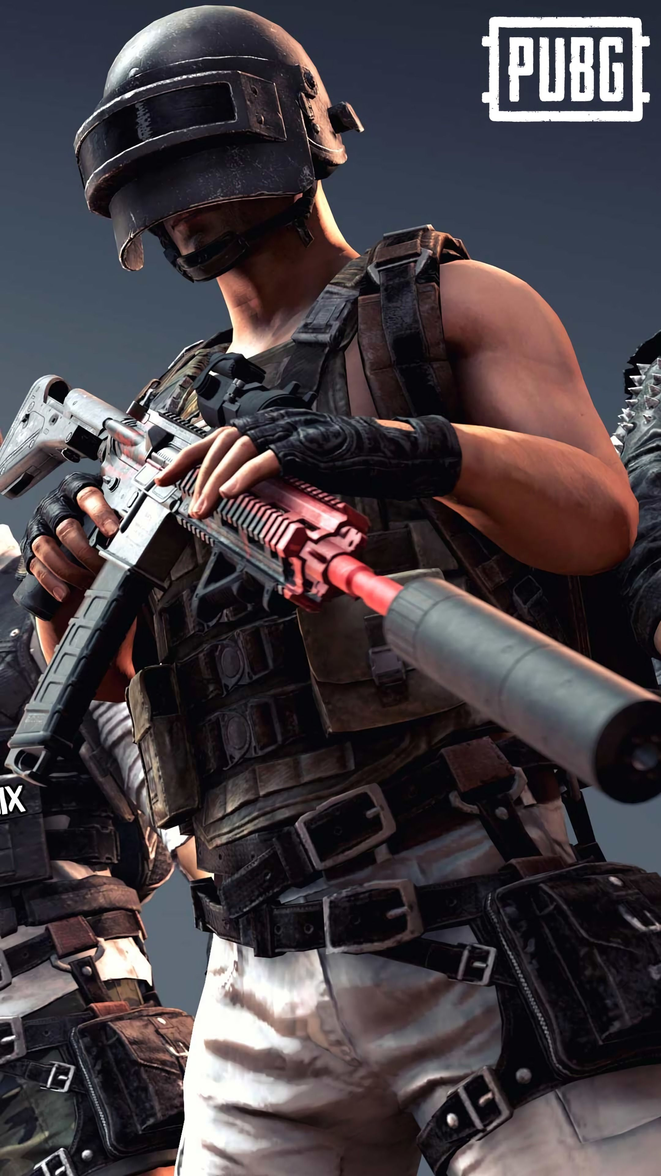 PUBG 9 in 2020 Android phone backgrounds, Mobile