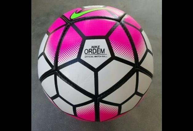 New Nike Ordem Premium League Soccer Ball Replica Soccer Ball Nike Ordem Soccer