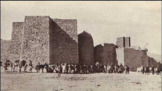 Cthis the huge colosssal fortress in northern part of somalia it has said it dates back to very early punt time and it was used by the mad mullah against the british.