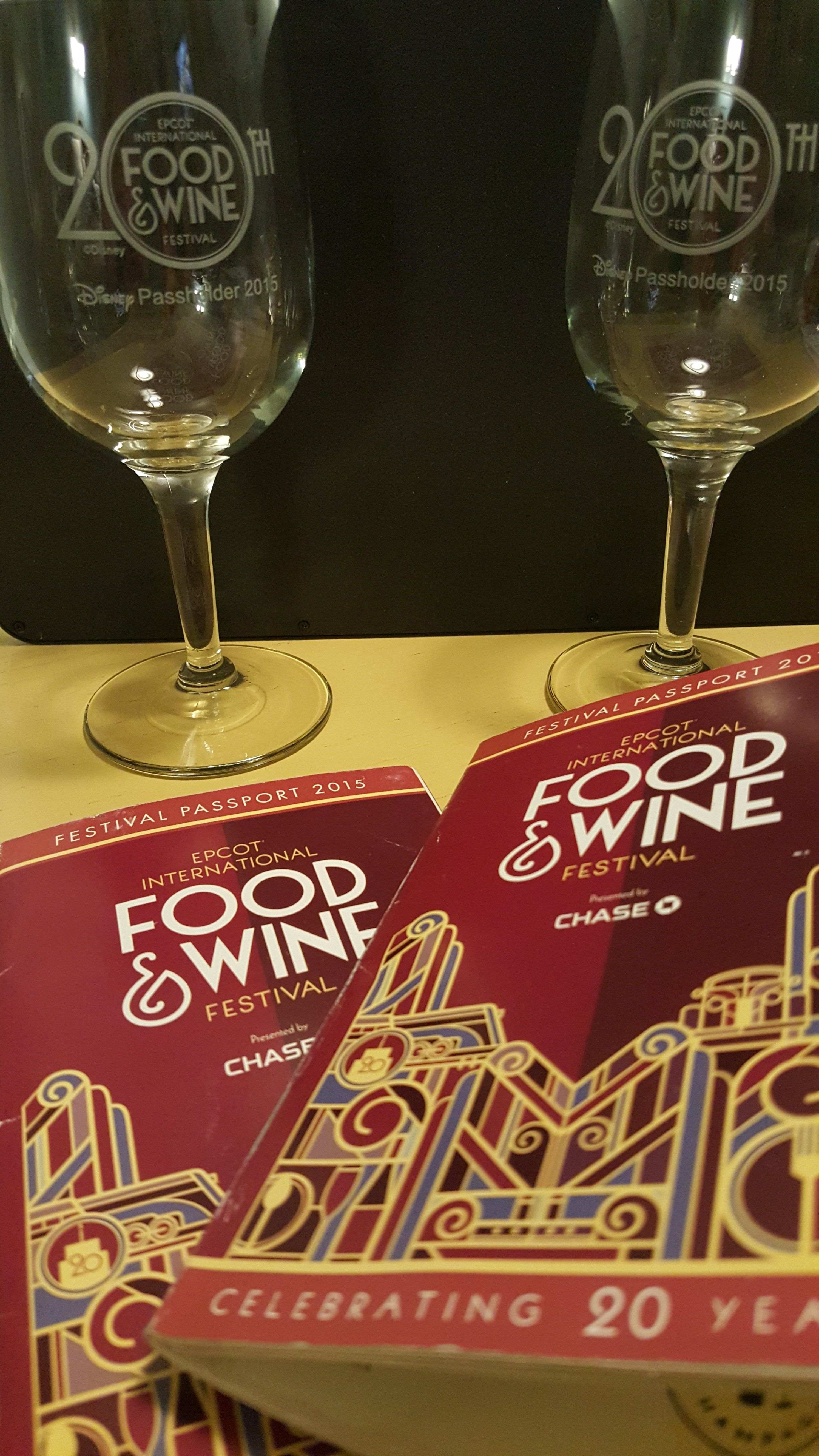 Free Port Wine Glasses For Annual Passholders At Epcot Food And Wine Festival Wine Festival Wine Recipes Epcot Food