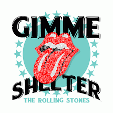 The Rolling Stones Gimme Shelter Poster Rolling Stones Rolling Stones Poster Rolling Stones Lyrics