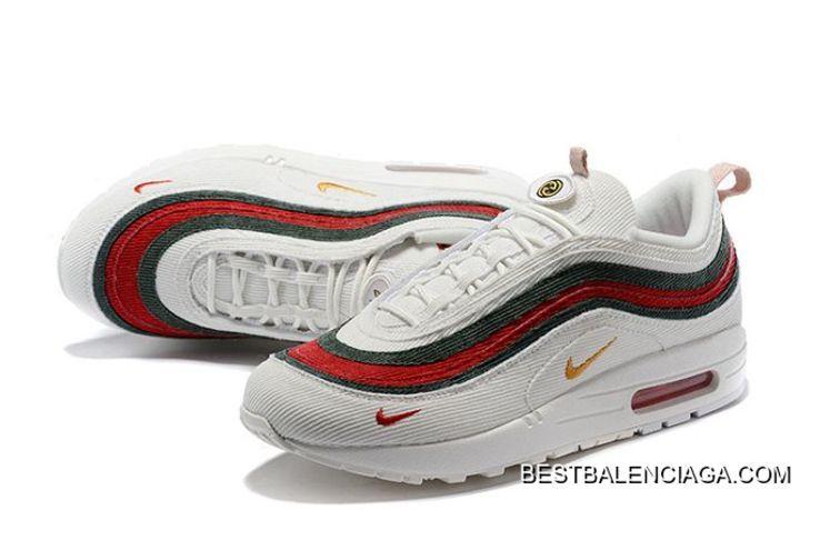 best sneakers 58e62 bbfae Authentic Men Sean Wotherspoon Nike Air Max 97 Hybrid SKU ...
