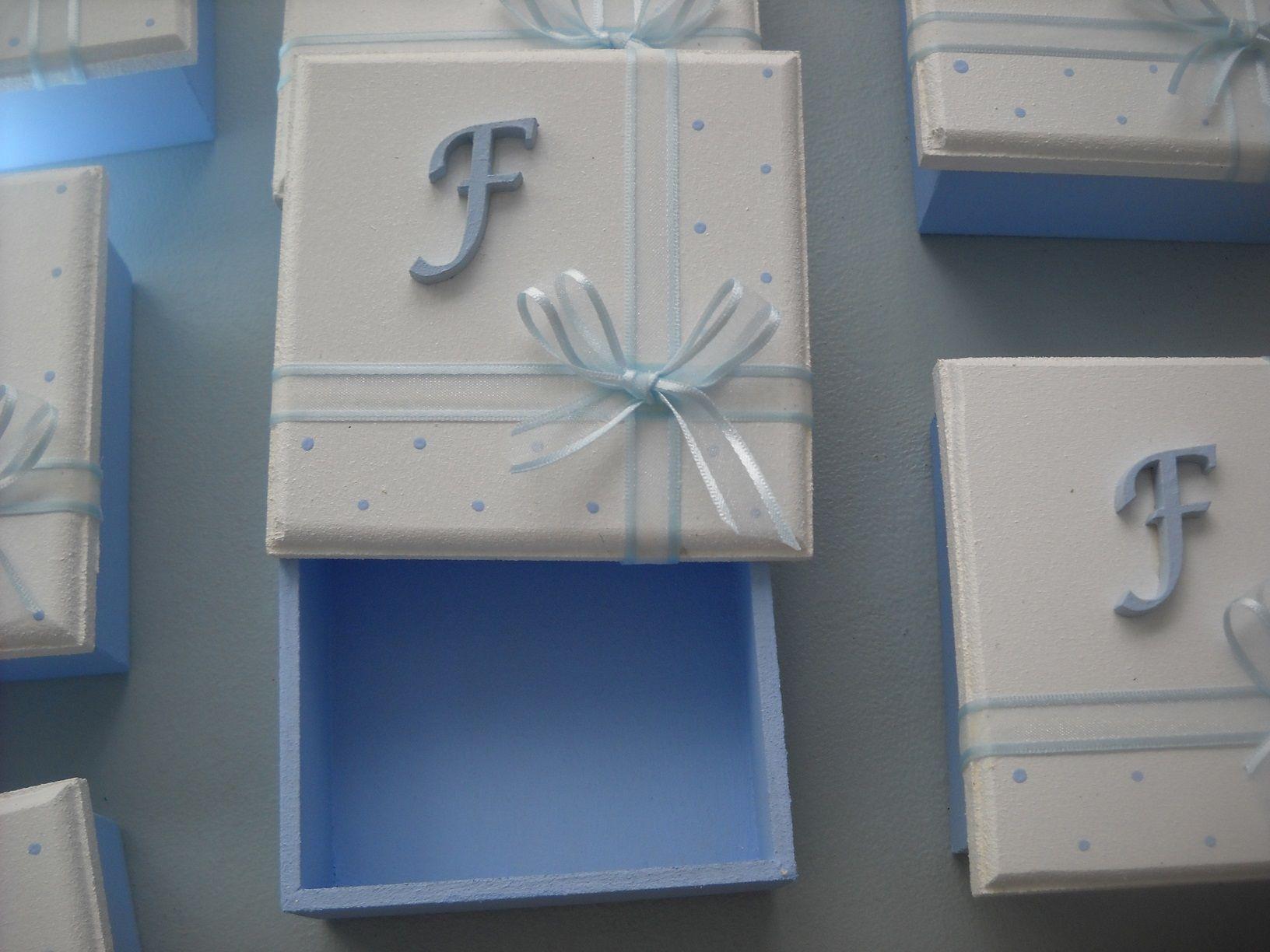Cajitas Para Bautizo Nino.Resultado De Imagen Para Souvenirs Cajas Cajas Decoradas