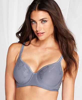 2c8c190bb4 Size Medium Bali Comfort Revolution Smart Sizes Shaping Underwire Bra 3388.  Took mom bra shopping. This is the only one she didn t absolutely hate