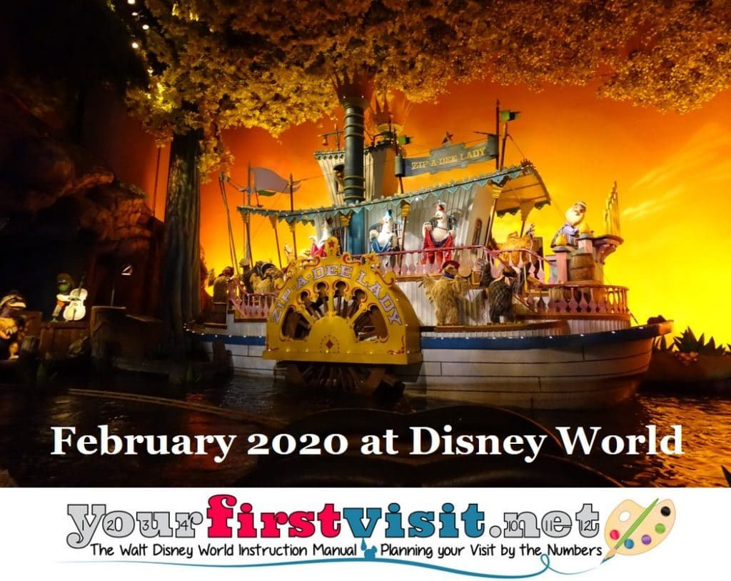 February 2020 at Walt Disney World  Disney world hotels