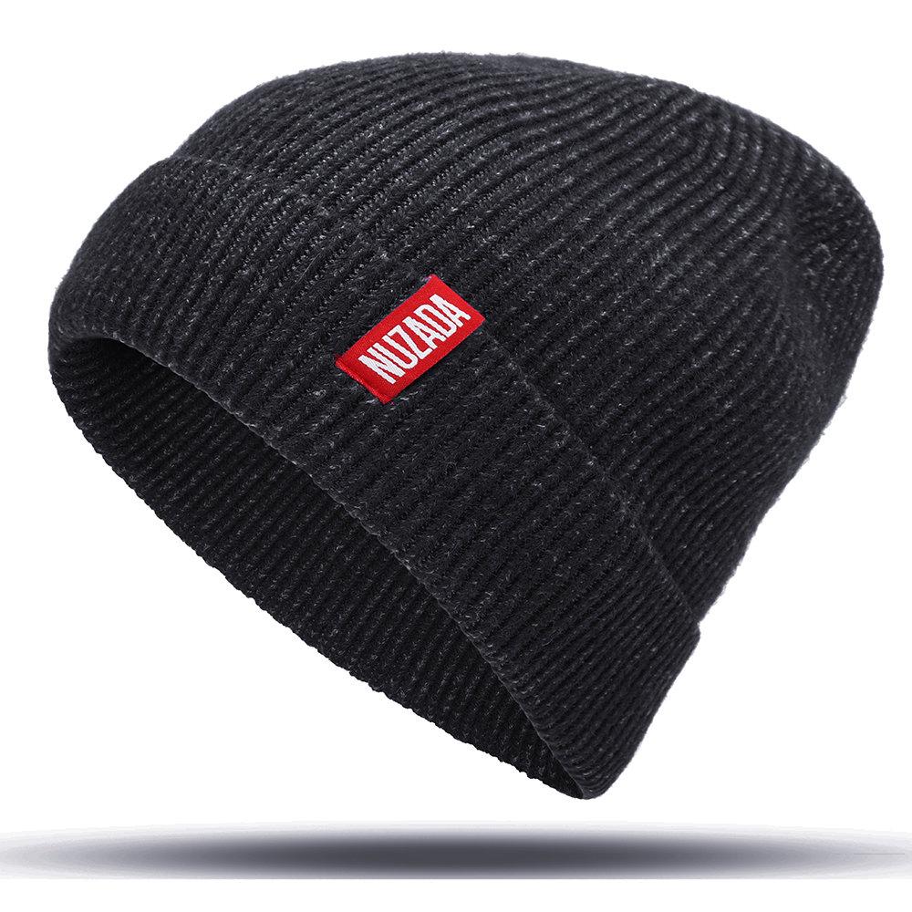097e157a4 NUZADA Mens Womens Thick Wool Rabbit Hair Knit Hat Warm Winter ...
