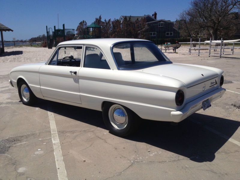 1961 Ford Falcon 2 Door Ford Falcon Old School Cars Classic Cars