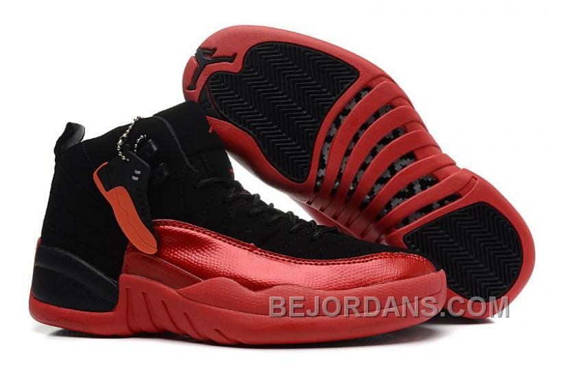 753df0769 Now Buy Girls Air Jordan 12 Bred OG Discount Save Up From Outlet Store at  Pumarihanna.