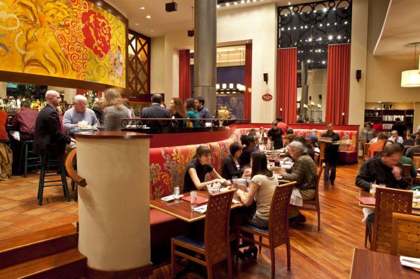 Jaleo Jose Andres Tapas Restaurant 2250 A Crystal Drive In City Arlington Va 22202