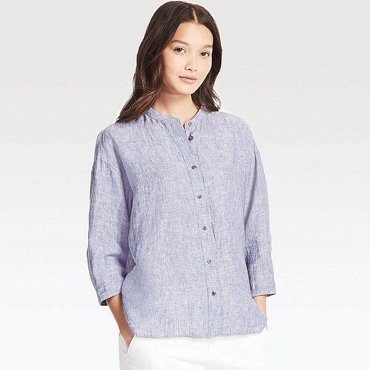 3/4 sleeve shirt women