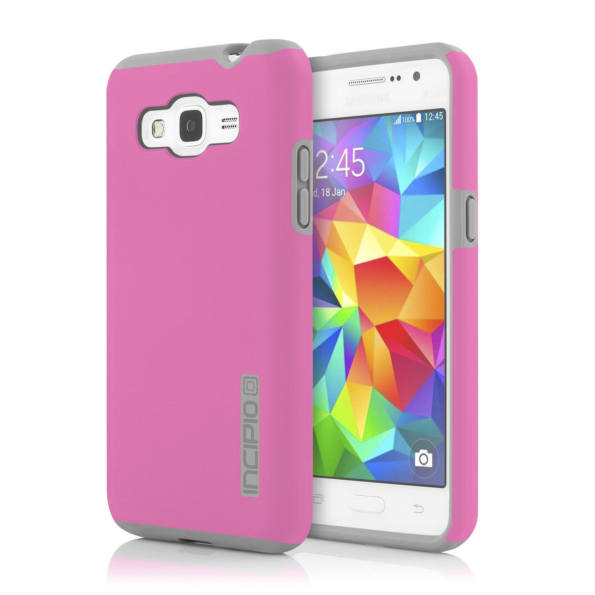 Incipio Samsung Galaxy Grand Prime Dual PRO Case - Pink