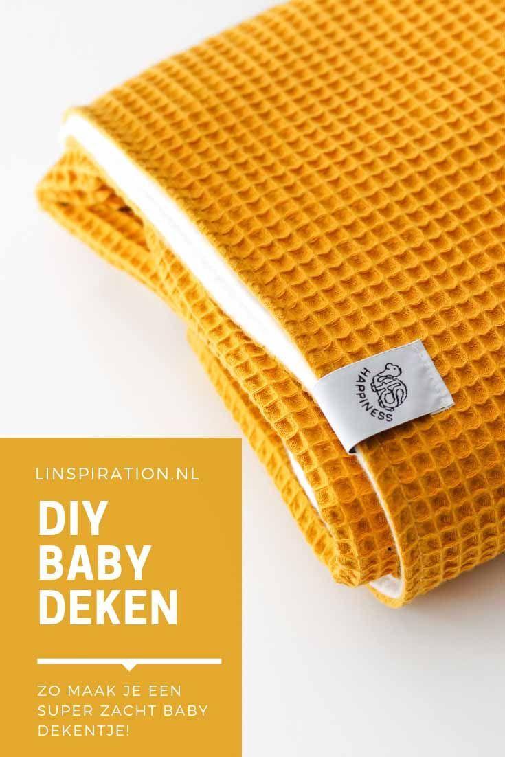 Machen Sie Ihre eigene Babydecke | DIY Nähen Baby Set - Linspiration