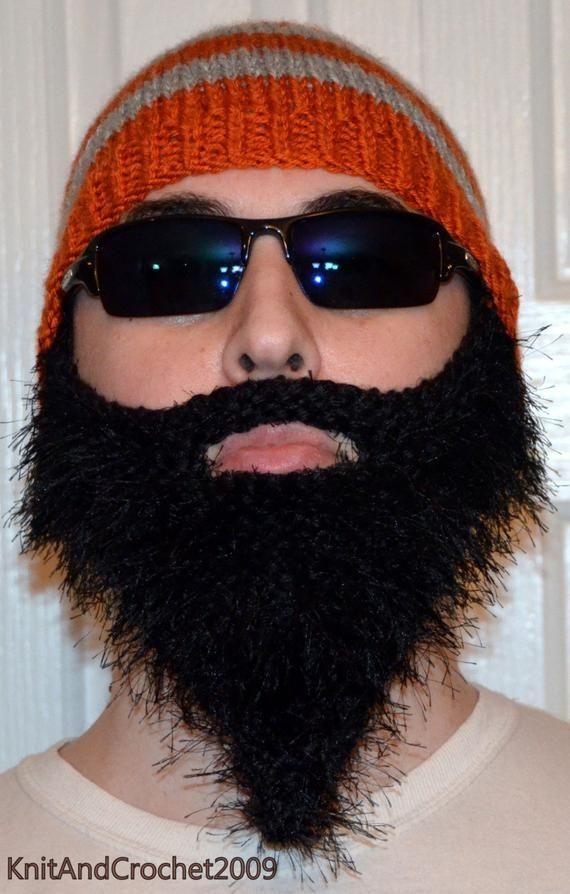 Bearded Beanie dd521bfd865