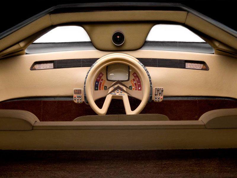 1980 Citroën Karin Interior