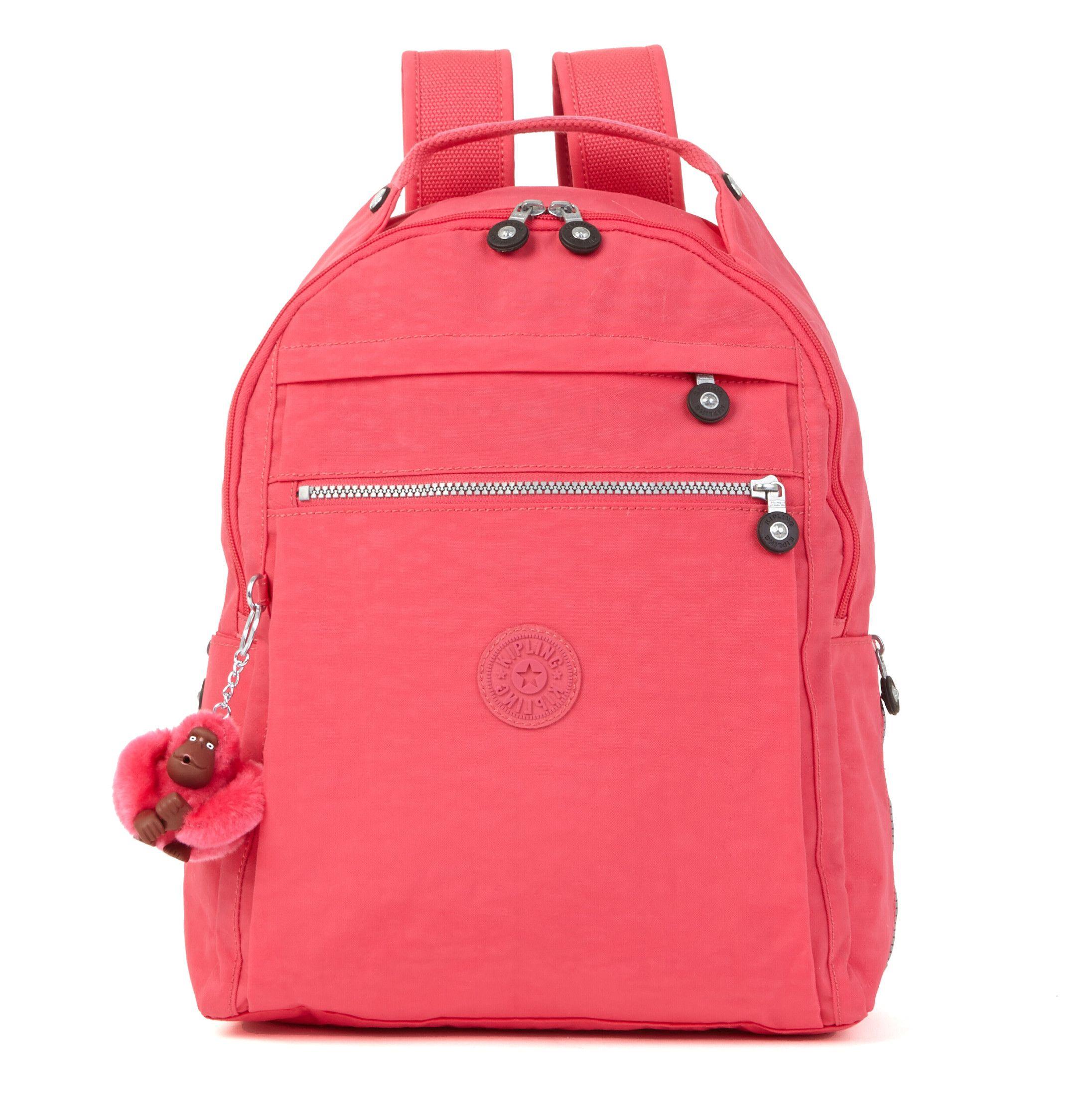 Micah Laptop Backpack - Vibrant Pink 7d6c71dbe9085