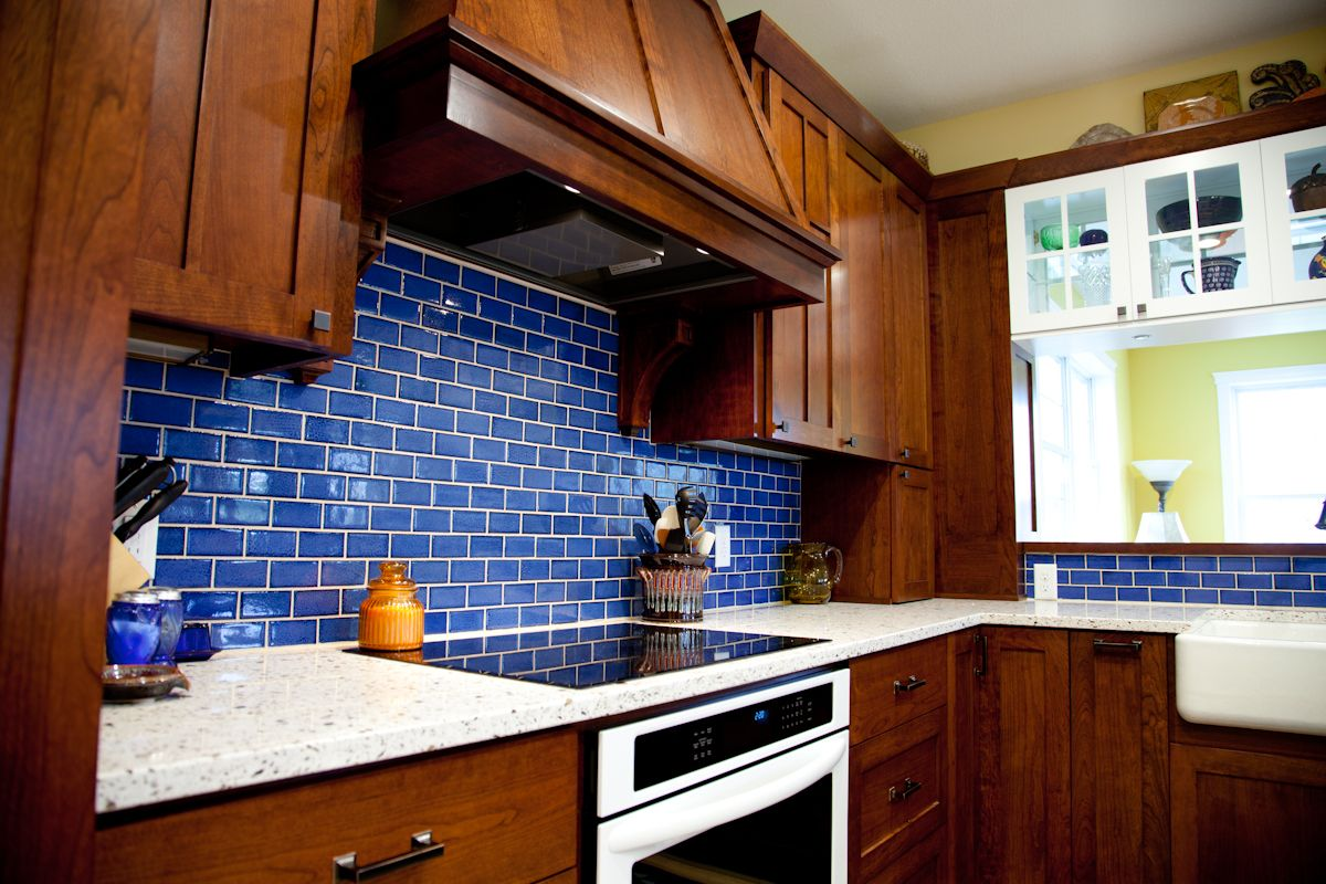 Handmade Ceramic Tile For Kitchens | Mercury Mosaics | Cottages ...