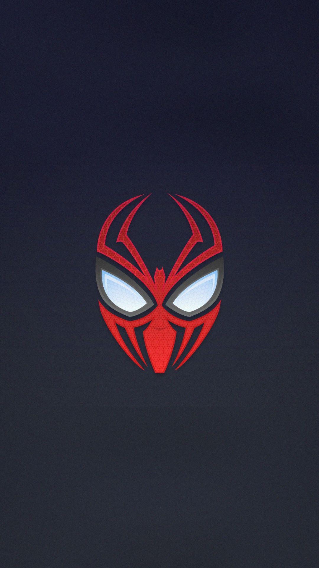 Spiderman, logo, artwork wallpaper Spiderman, Marvel