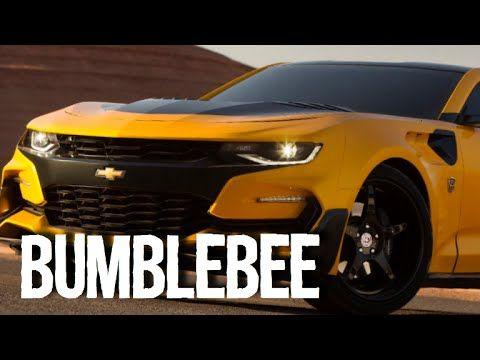 Nuevo Camaro Para Bumblebee 2017 #TF 5 | TF #5 El último ...