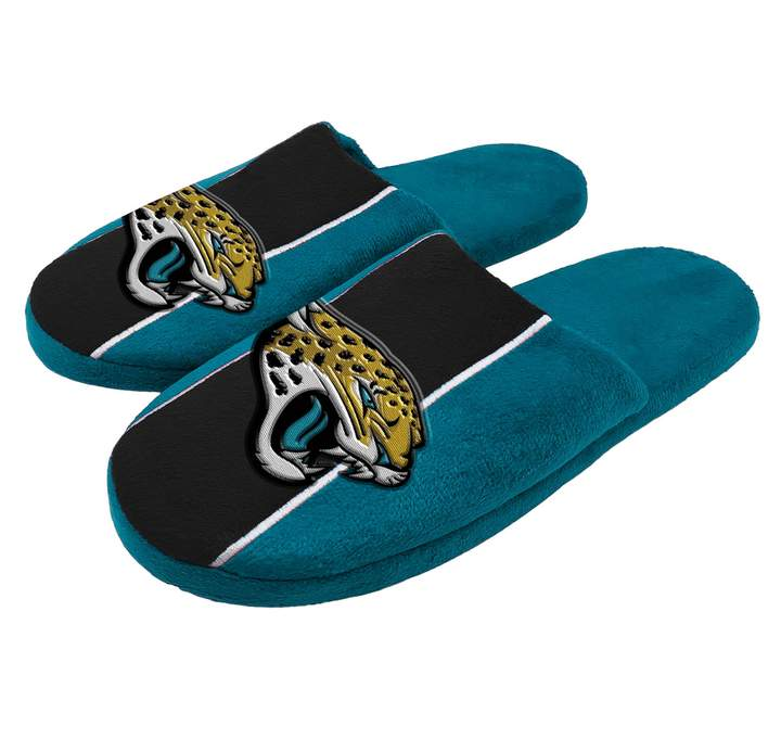 a83e5330 Men's Jacksonville Jaguars Slide Slippers in 2019 | Products ...