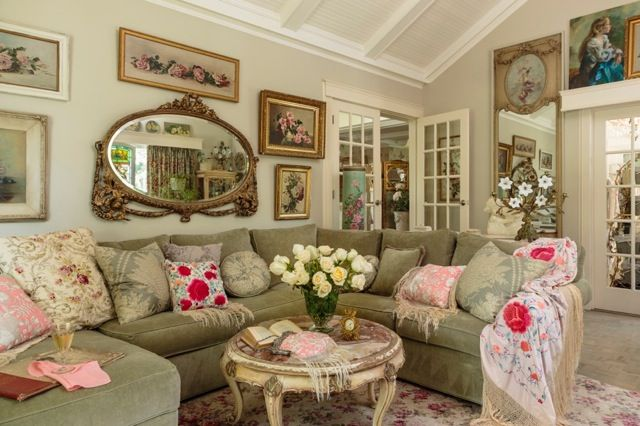 Romantic country magazine spring 2014 issue stylist for Country cottage magazine