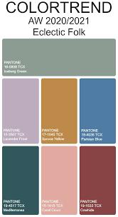 Tendencia Colores 2021