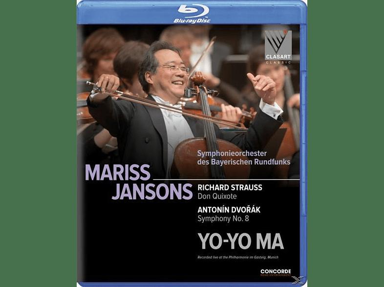 Various - Richard Strauss Don Quixote/antonin Dvo [blu-ray]
