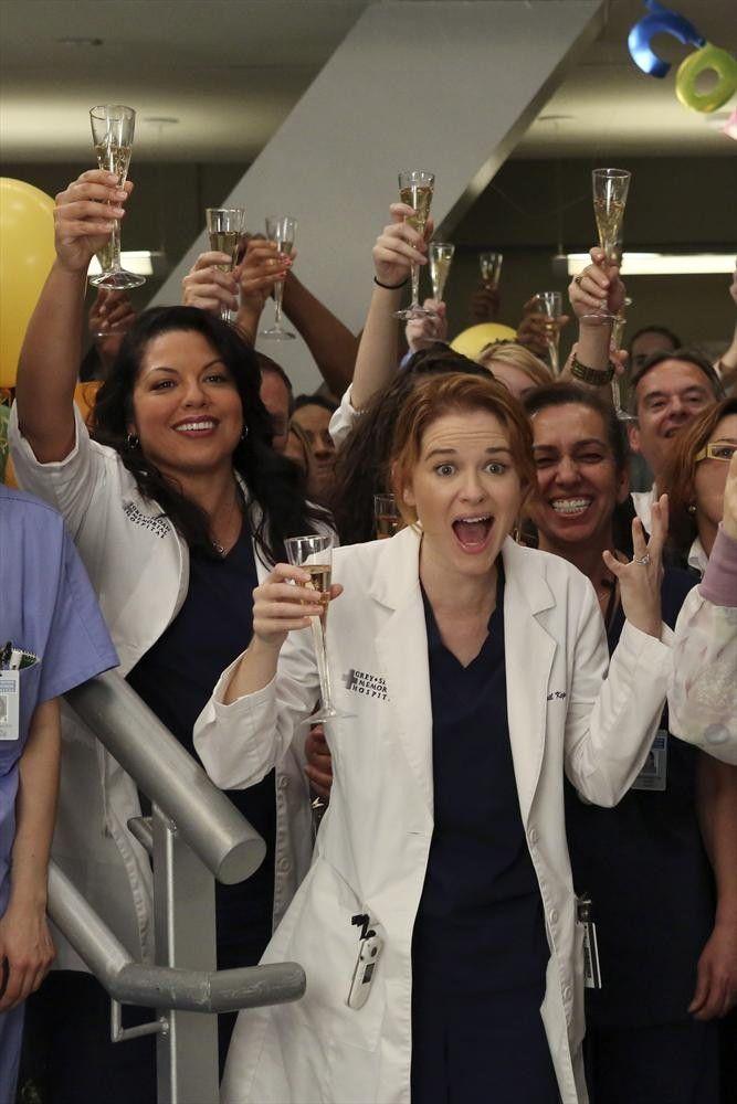 "Grey\'s Anatomy Season 10 | Grey\'s Anatomy Season 10 Episode 19 ""I\'m ..."