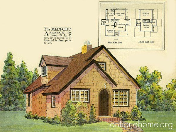 Radford House Plan English Cottage Style Cottage Style House Plans Cottage House Plans House Plans