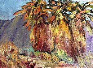 Marilyn Froggatt - Work Detail: Three Palms Borrego