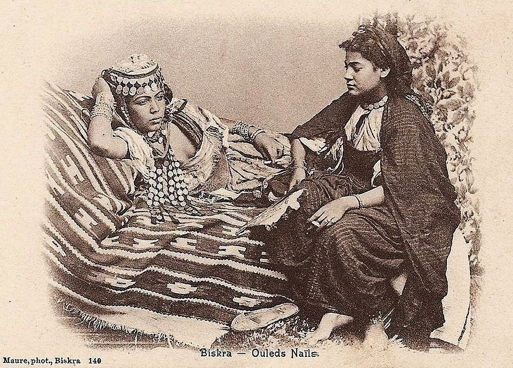 Biskra-Ouleds Nails-Marius-Maure - Ouled Naïl — Wikipédia