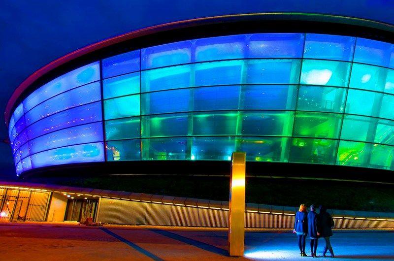 The SSE Hydro - Glasgow