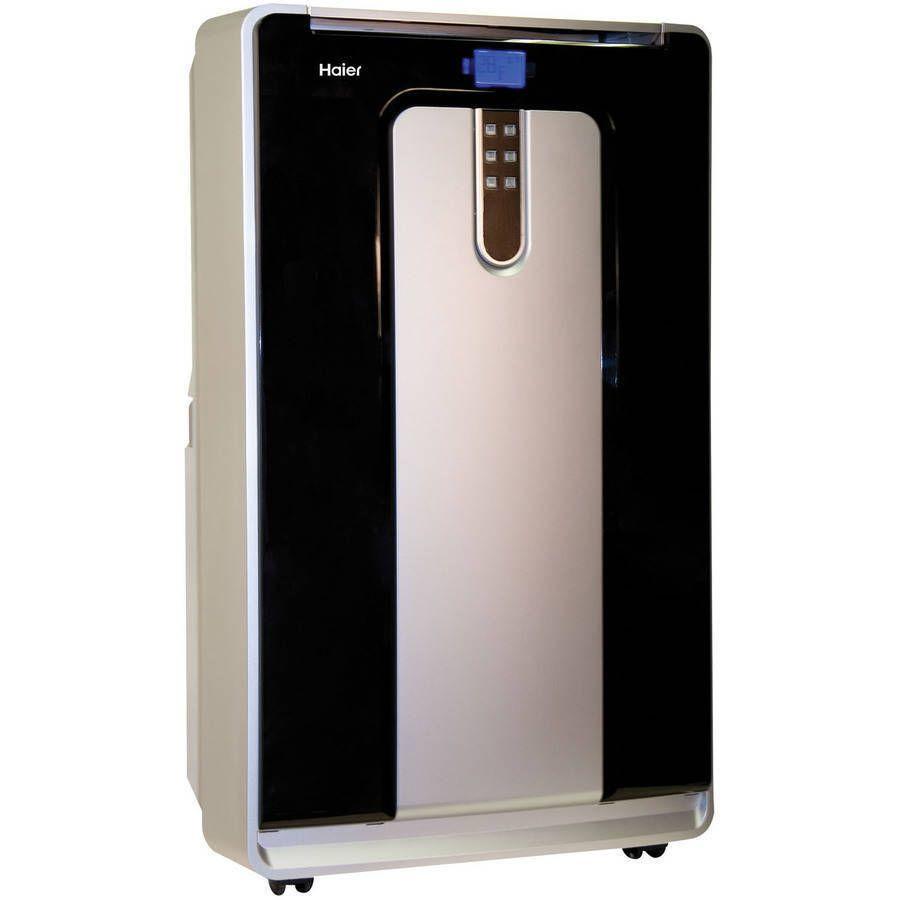 Haier 14000 btu portable air conditioner w dualhose fan