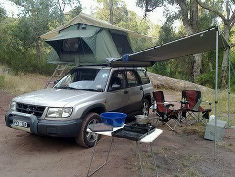Subarufalia Car Camping Thread