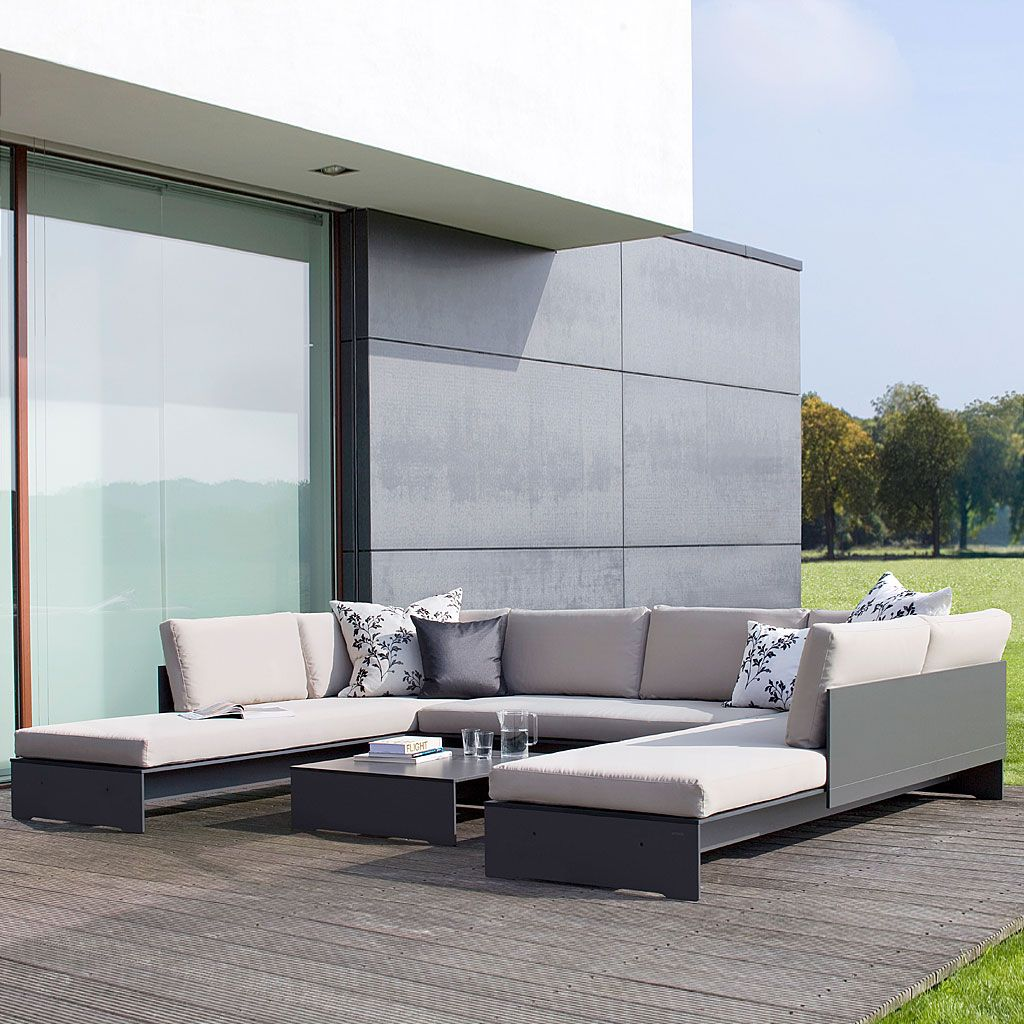 Stern Loungemöbel Conmoto Riva Luxury Outdoor Furniture Architectural Garden