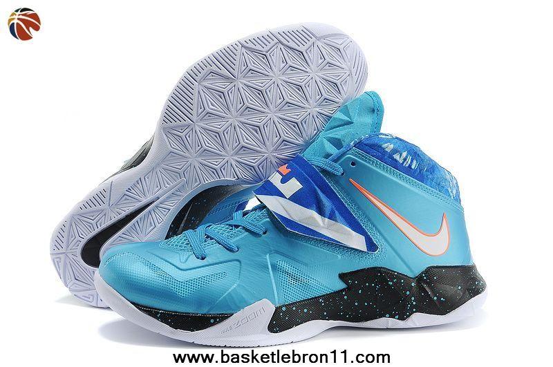 Shop Nike Lebron Zoom Soldier 7 Galaxy 599264-403