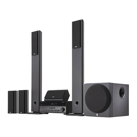 Yamaha 5 1 Home Theater Network System Yht 897bl Audioxs Denver