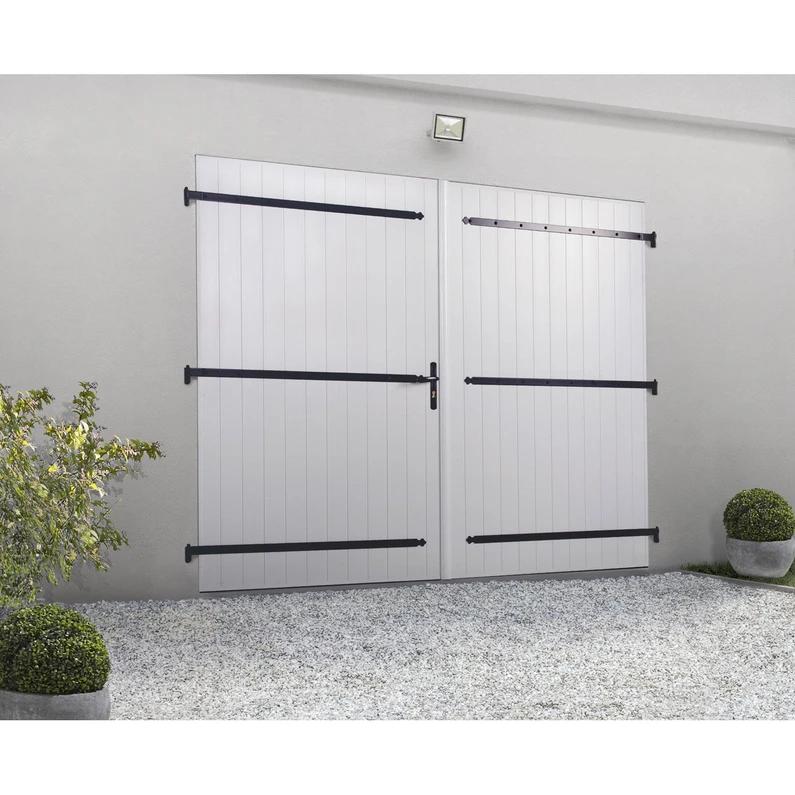 Artens Essential Manual Swing Garage In 2020 Garage Doors Garage Doors