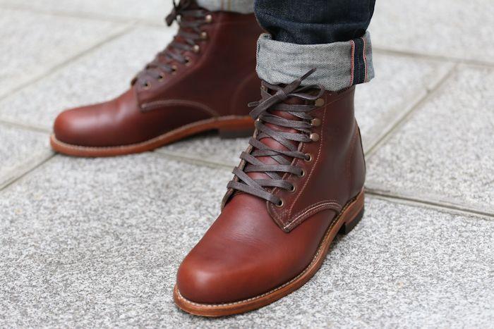 1453491f6824 Test   les boots Wolverine 1000 Mile