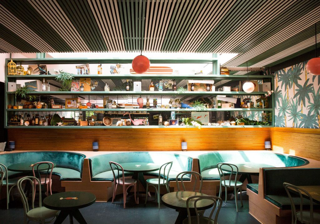 26 of the coolest tastiest restaurant trends we spotted in 2015 - Tropical Cafe 2015